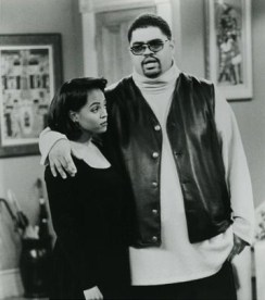 Heavy D as Darryl on Living Single