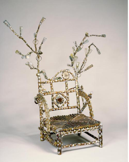 Ancestral Spirit Chair