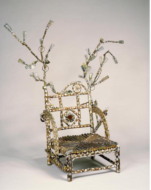 Ancestral Spirit Chair