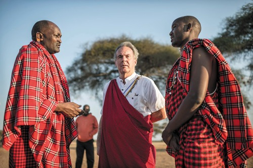 Can a Tribe Sue for Copyright? The Maasai Want Royalties for Use of Their Name