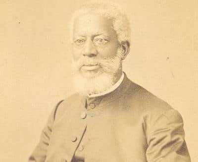 Rev Alexander Crummell (sepia photo)