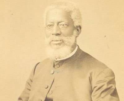 Rev Alexander Crummell (sepia photo)