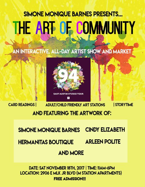Art of Community EAST #94